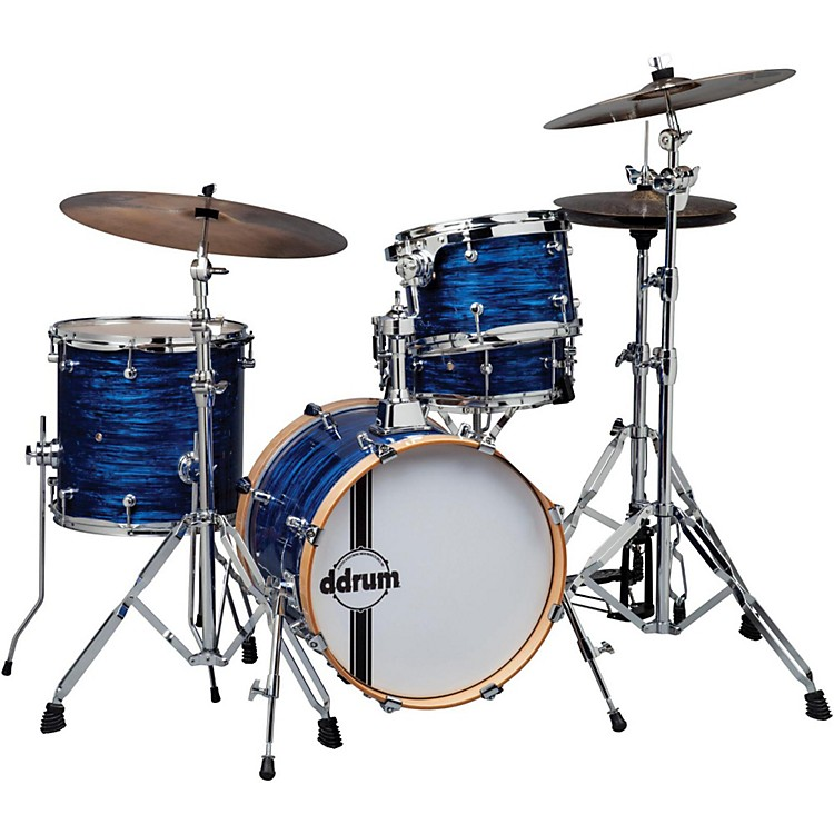 ddrumSpeak Easy Flyer Compact 3-Piece Shell Pack