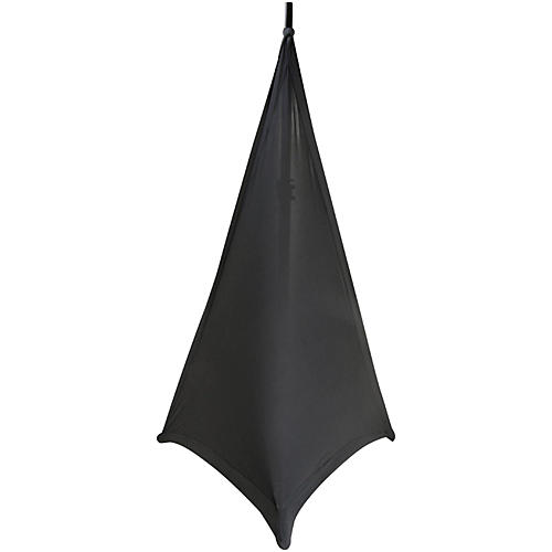 On-Stage Stands Speaker Light Stand Skirt Black