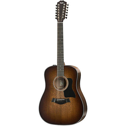 Taylor Special Edition 360e SEB 12-String Dreadnought Acoustic-Electric Guitar-thumbnail