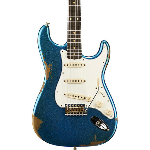 Fender Custom Shop Special Edition '60s Heavy Relic Sparkle Stratocaster-thumbnail