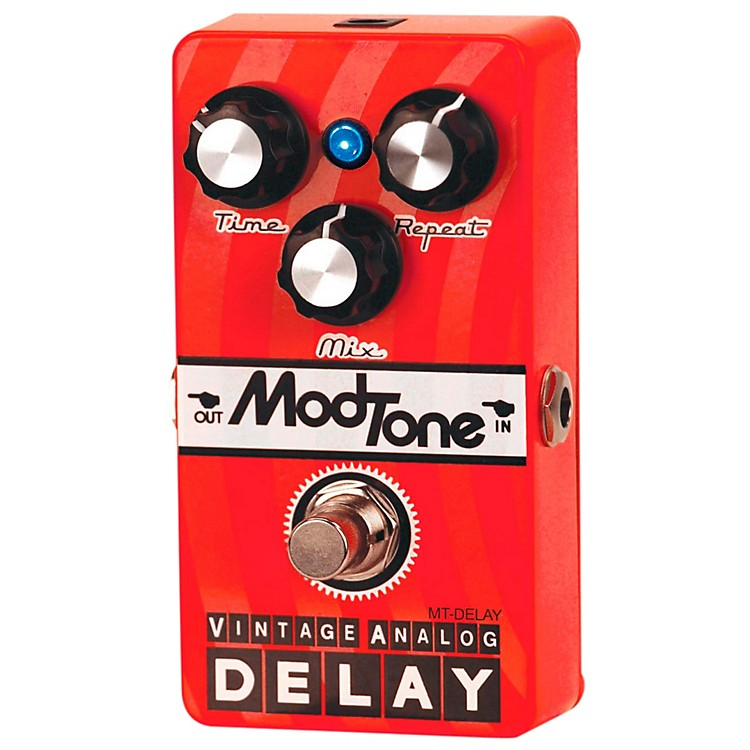 Modtone Special Edition Analog Delay Red