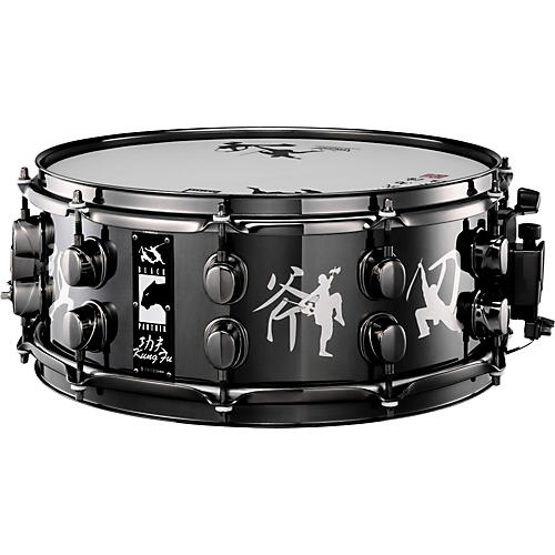 Mapex Special Edition Black Panther Kung Fu Snare Drum