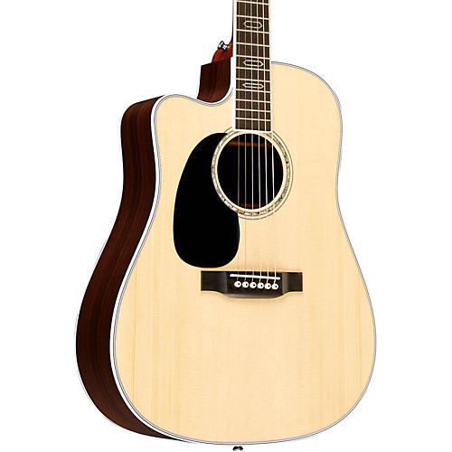 Martin Special Edition DC-Aura GT Dreadnought Left-Handed Acoustic-Electric Guitar-thumbnail
