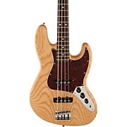 Special Edition Deluxe Ash Jazz Bass Natural Ash Rosewood Fretboard