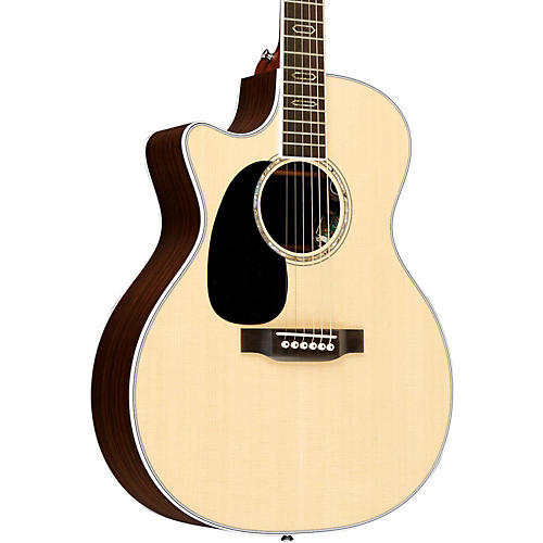 Martin Special Edition GPC-Aura GT Grand Performance Left-Handed Acoustic-Electric Guitar-thumbnail