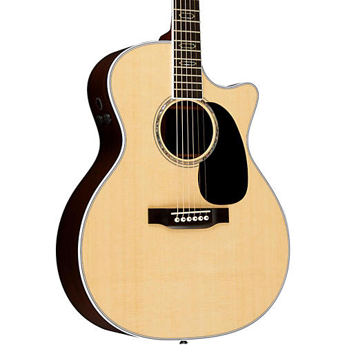 martin special edition gpc aura gt grand performance left handed acoustic electric guitar. Black Bedroom Furniture Sets. Home Design Ideas