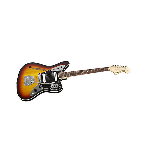 Fender Special Edition Jaguar Thinline Electric Guitar