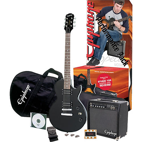 Epiphone Special-II Performance Pack US-115V-thumbnail