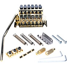 Floyd Rose Special Series Tremolo Bridge with R2 Nut Gold