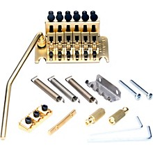 Floyd Rose Special Series Tremolo Bridge with R2 Nut Satin Gold