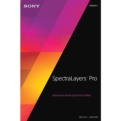 Magix SpectraLayers Pro 3 Software Download-thumbnail