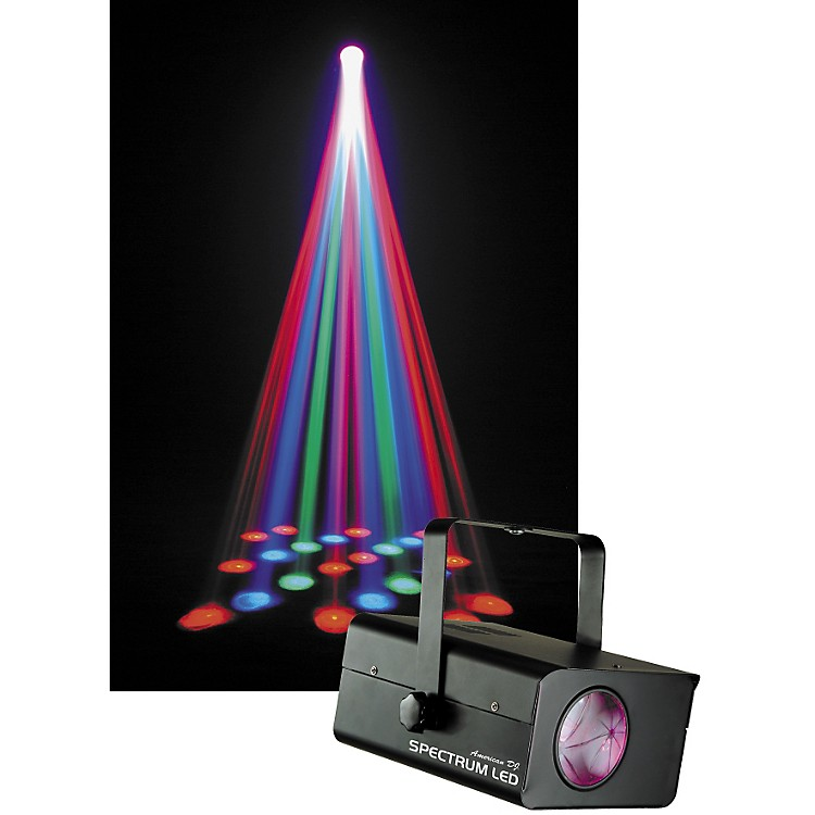 American DJSpectrum LED Advanced Moonflower