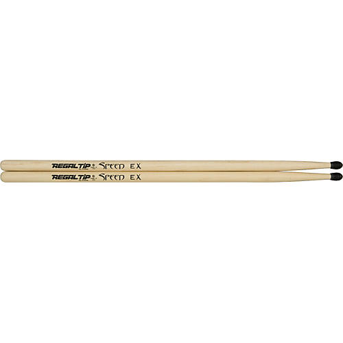 Regal Tip Speed EX X-Series Drumsticks With E-Tip