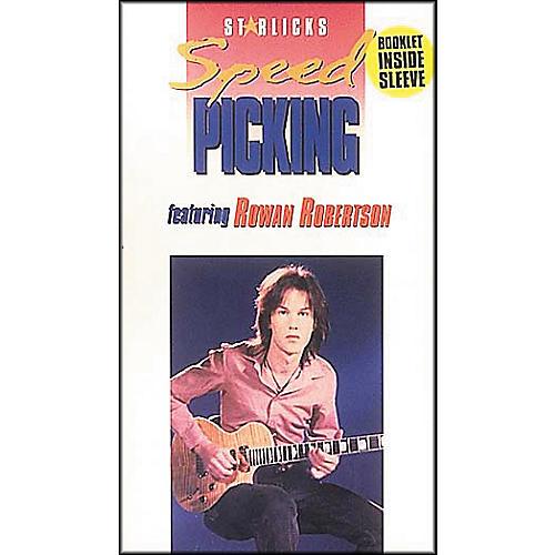 Hal Leonard Speed Picking (Video)-thumbnail