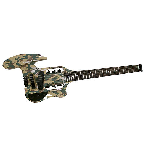 Traveler Guitar Speedster Camouflage Electric Guitar