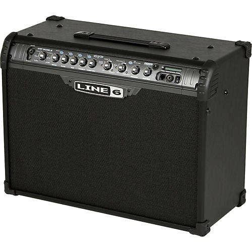 Line 6 Spider III 120 60Wx2 2x10 Stereo Guitar Combo Amp-thumbnail