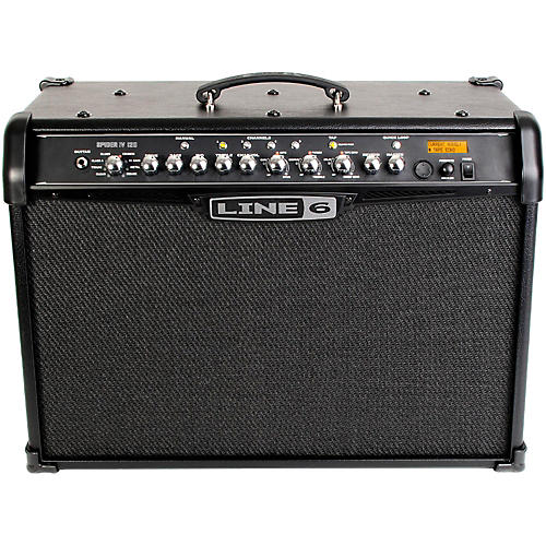 Line 6 Spider IV 120 120W 2x10 Guitar Combo Amp-thumbnail