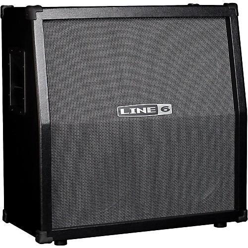 Line 6 Spider V 412 320W 4x12 Guitar Speaker Cabinet Black ...