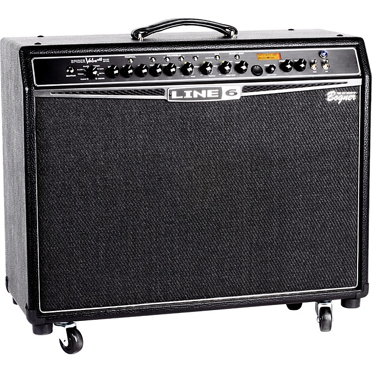 Line 6 Spider Valve 212 MKII 40W 2x12 Guitar Combo Amp