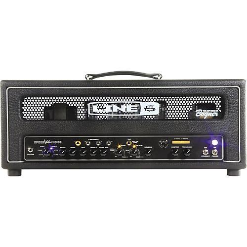 Line 6 Spider Valve HD100 100W Guitar Amp Head