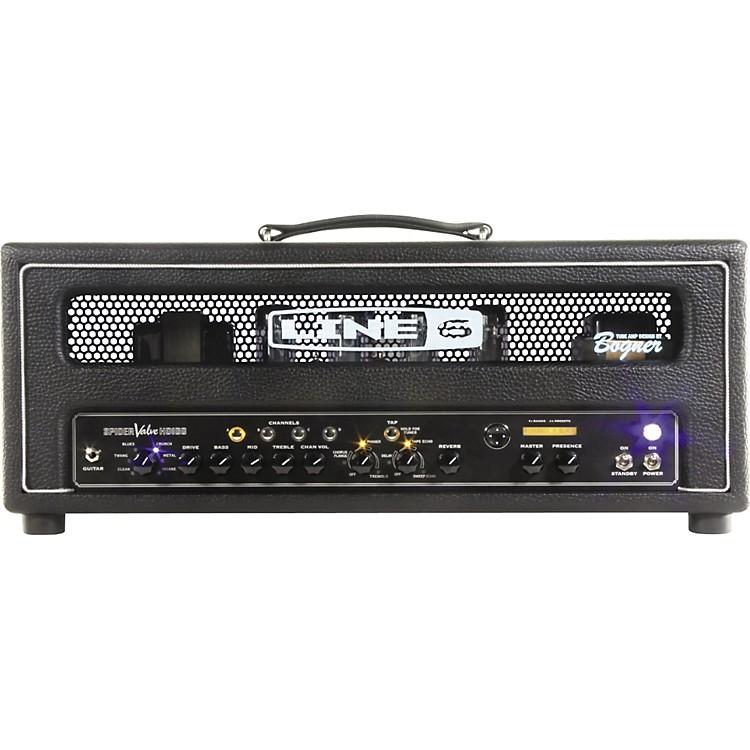Line 6Spider Valve HD100 100W Guitar Amp Head