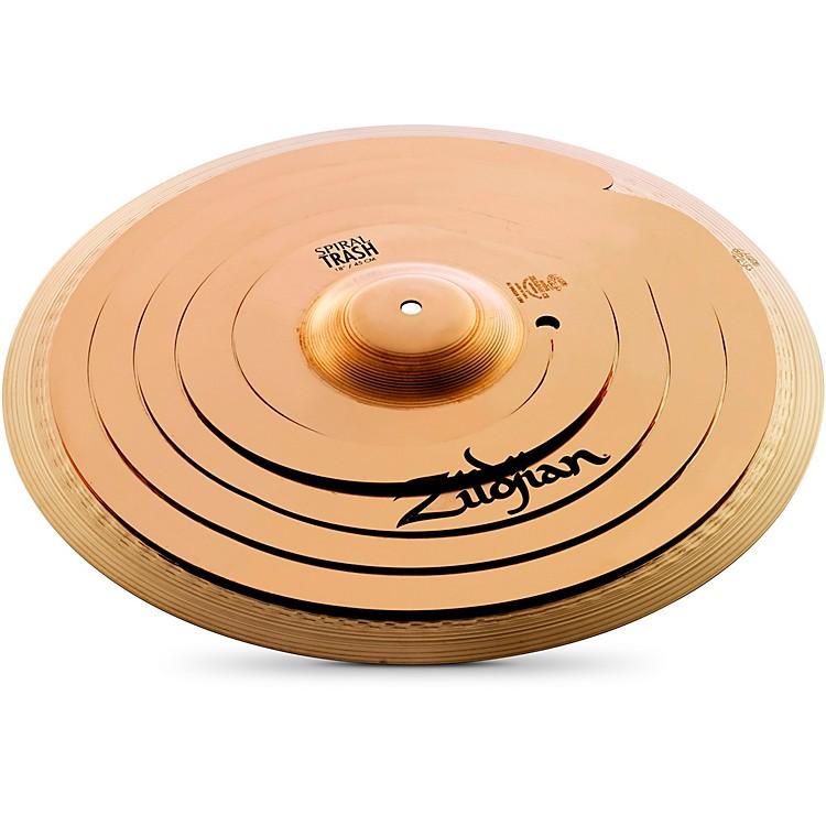 ZildjianSpiral Trash Effects Cymbal18 Inch