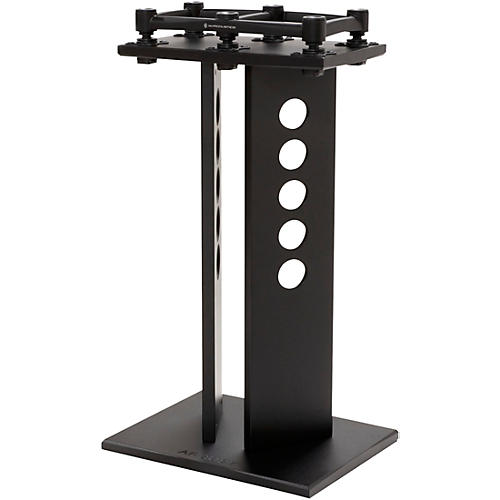 Argosy Spire 360xi Wide Speaker Stand with IsoAcoustics Technology-thumbnail