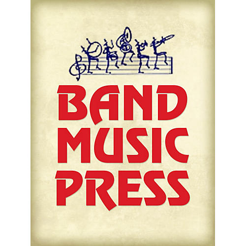 Band Music Press Spirit Canyon March Concert Band Level 1 Composed by Jared Spears