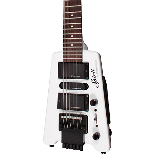 Steinberger Spirit GT-Pro Deluxe Electric Guitar White