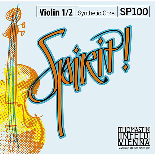 Thomastik Spirit! Violin String Set 1/2 Size