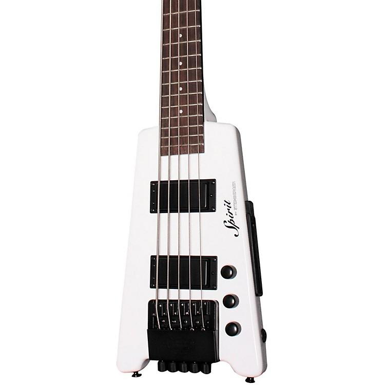SteinbergerSpirit XT-25 5-String Standard BassWhite