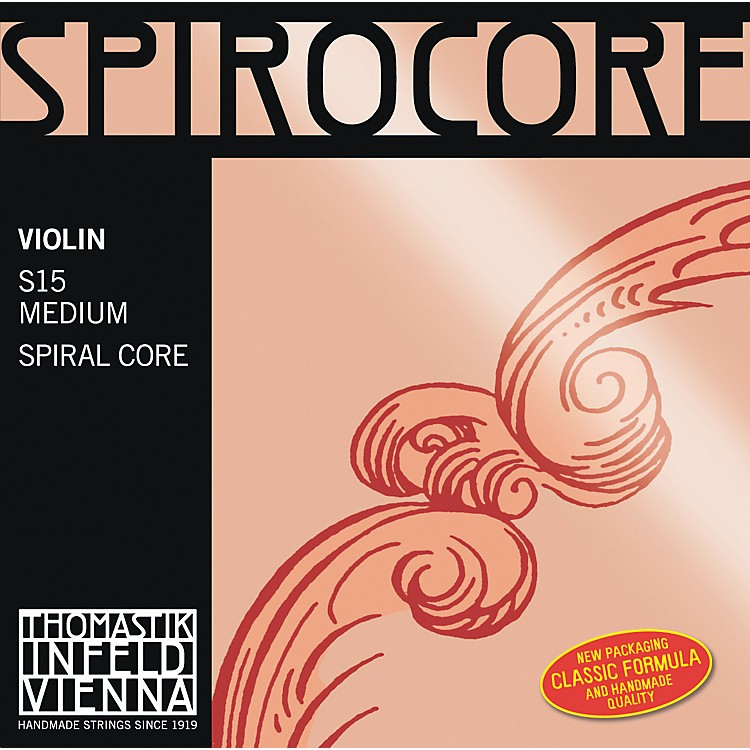 ThomastikSpirocore 4/4 Size Violin Strings4/4G String