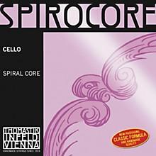 Thomastik Spirocore 4/4 Size Weich (Light) Gauge Cello Strings