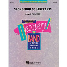 Hal Leonard SpongeBob SquarePants Concert Band Level 1.5 Arranged by Paul Lavender