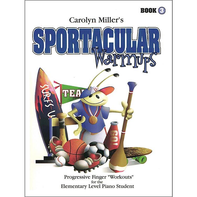 Willis MusicSportacular Warm-ups Book 3 Progressive Finger