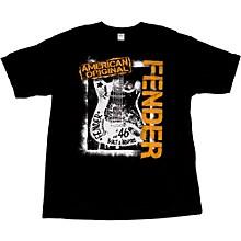 Fender Spraypaint Graffiti T-Shirt
