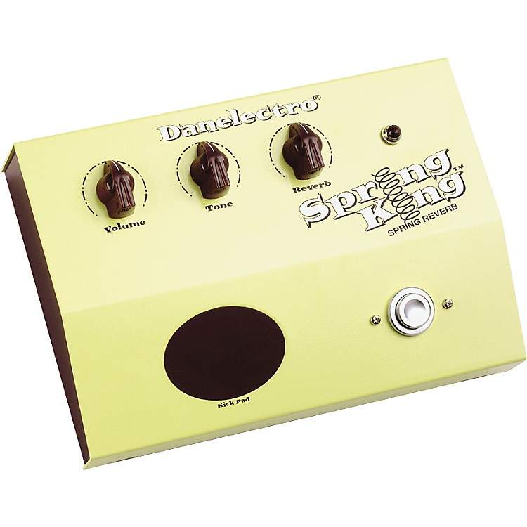 Danelectro Spring King Spring Reverb Musician S Friend