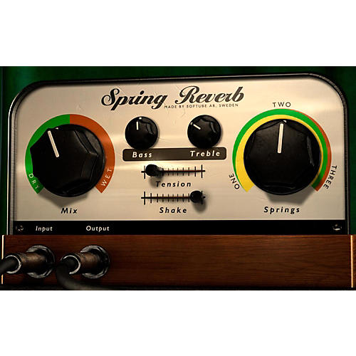 Softube Spring Reverb Software Download-thumbnail