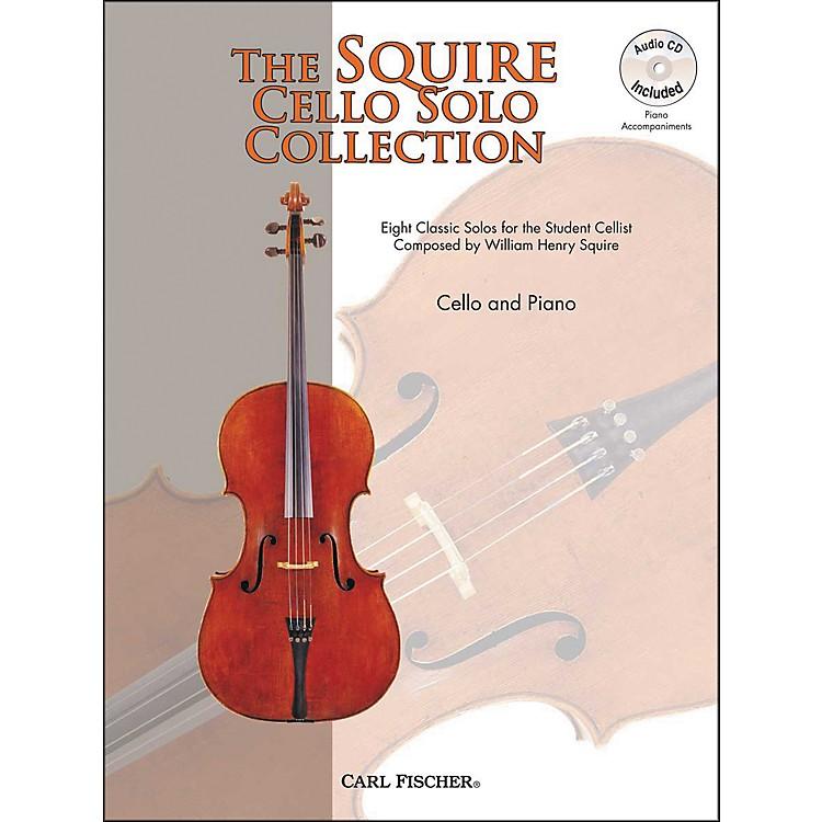 Carl FischerSquire Cello Solo Collection, Book