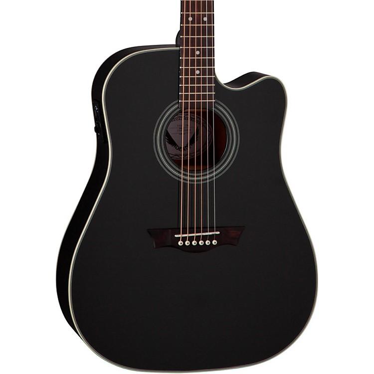 DeanSt. Augustine Dread Cutaway Acoustic-Electric GuitarClassic Black