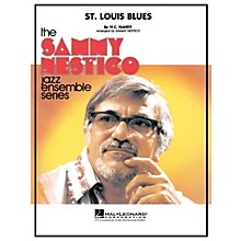 Hal Leonard St. Louis Blues Jazz Band Level 4 by Glenn Miller Arranged by Sammy Nestico