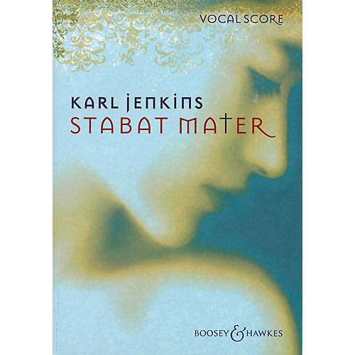 Boosey and Hawkes Stabat Mater (Vocal Score) Vocal Score composed by Karl Jenkins-thumbnail