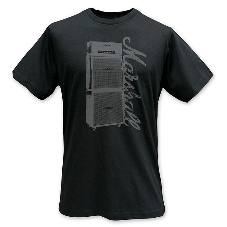 MarshallStack T-ShirtBlackExtra Extra Large