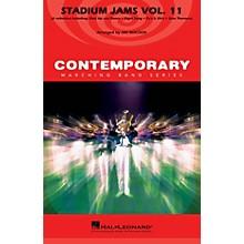 Hal Leonard Stadium Jams - Volume 11 Marching Band Level 4 Arranged by Jay Bocook