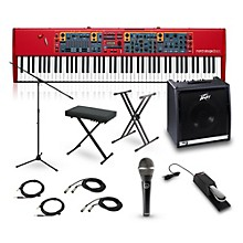 Nord Stage 2 Compact 73-Key Complete Stage Bundle Stage Package 73 Key