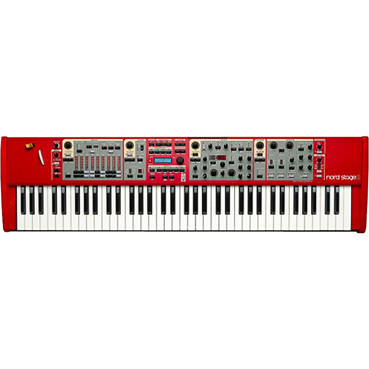 Nord Stage 2 Compact 73-Key Stage Keyboard