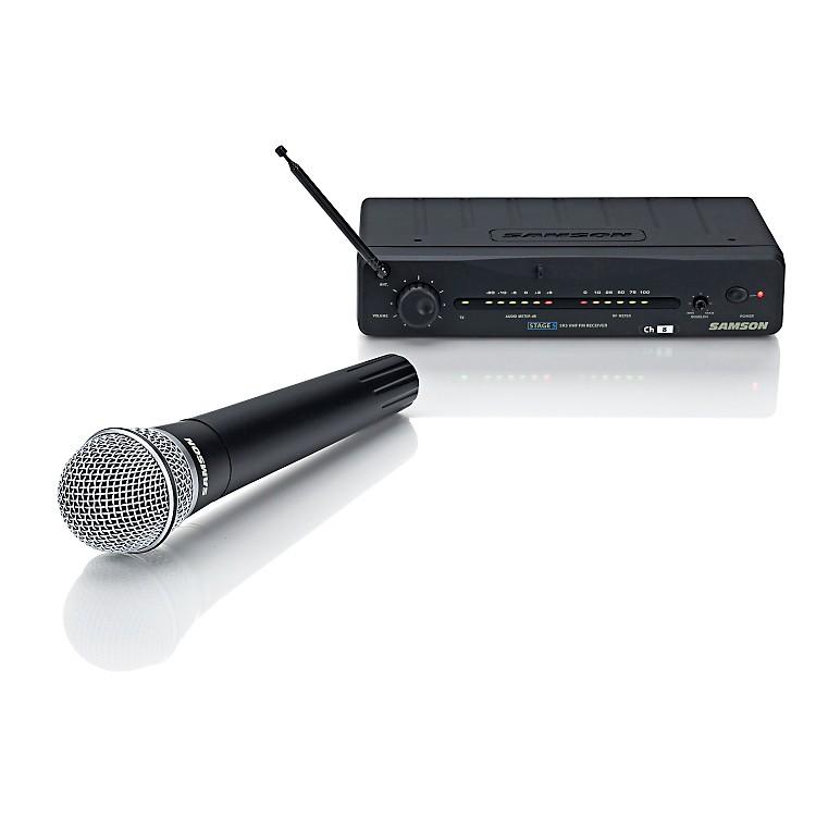 SamsonStage 5H - Handheld VHF Wireless System