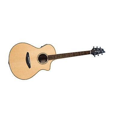 Stage Concert Acoustic-Electric Guitar Natural