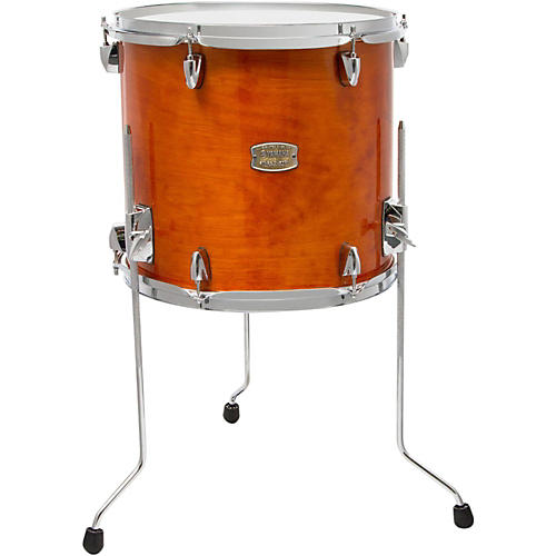 yamaha stage custom birch floor tom 14 x 13 in honey
