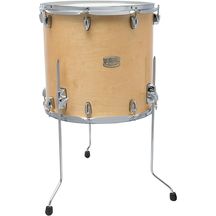 Yamaha stage custom birch floor tom 14x13 inch natural for 13 inch floor tom